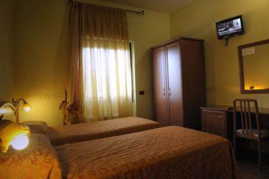camera doppia hotel rocchi a valmontone